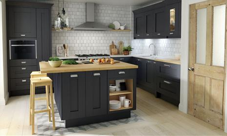 Browns Kitchens - Two rooms in Evesham